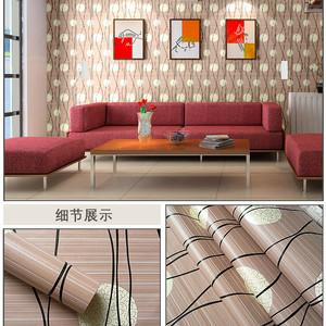 Wallpaper Dandellion Mocha 45cm x 10mtr ~ Walpaper Sticker Dinding