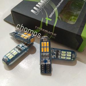 Lampu LED Senja Kota Sein T10 15 Titik Luminos Nine Jelly Sepasang