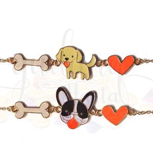 Gelang Anjing Lucu Cute Dog GH 205123
