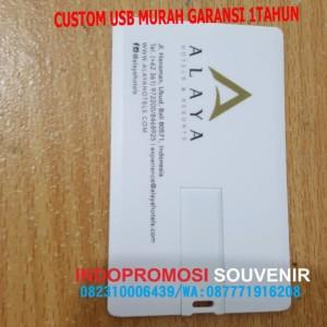 custom murah usb flashdisk kartu murah