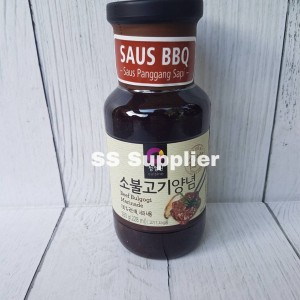 BBQ Bulgogi Daesang 280 GR (merk Chung Jung One) / Bumbu Marinade