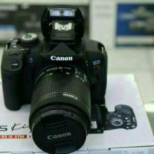Kamera Canon kiss X7 kit 18-55mm f/3.5-5.6