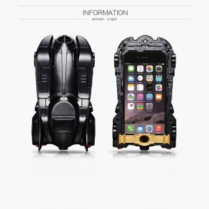 iPhone 7 / 8 Case Bat Mobile Original Bandai