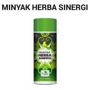Minyak Herba Sinergi HPAI / Minyak Burung Bubut / Minyak But But