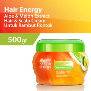 Makarizo Hair Energy Fiberteraphy Aloe Melon 500Gr
