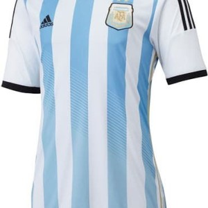 jersey bola man GRADE ORI Argentina Home World Cup 2014 READY STOCK