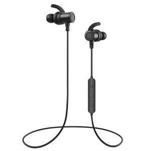 SOUNDPEATS SP-Q30 Bluetooth 4.1 Magnetic Earphones IPX6 aptX 10hr