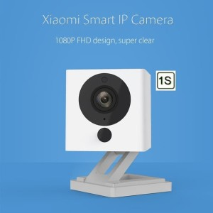 Xiaomi Xiaofang Smart Wifi IP Camera CCTV 1080p with Night vision