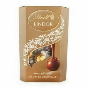 PROMO !! Lindt Lindor Assorted Chocolate Truffles - Coklat Import