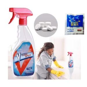 V Clean Spot Multifunctional Effervescent Spray Cleaner