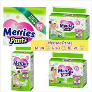 Merriesx Good Skin M34 L30 XL26