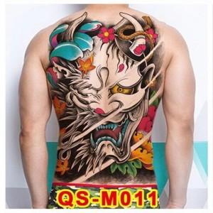 Tato/Tatto temporary/Tatto temporer/ Tatto punggung 36x48 cm GROSIR