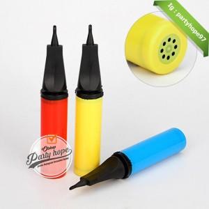 pompa balon foil / pompa tangan murah / pompa balon karet / termurah