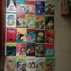 25 Cerita Anak Lawas Penerbit Balai Pustaka