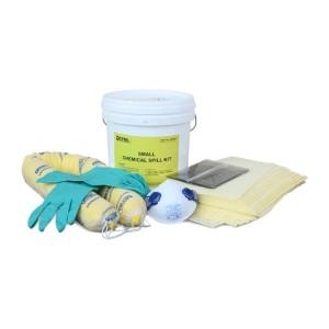 Basic Chemical Spill Kit 3 gal Up to 15 Liter