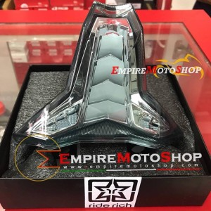 Ride Rich Lampu Stop ZX25R ZX 25 R Running LED