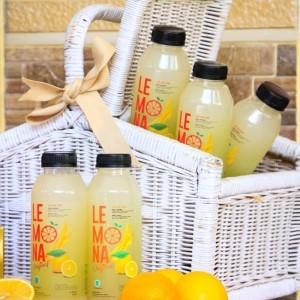 BISA GOSEND!! Sari Lemon Murni Original LEMONA Perasan Lemon Asli 500m