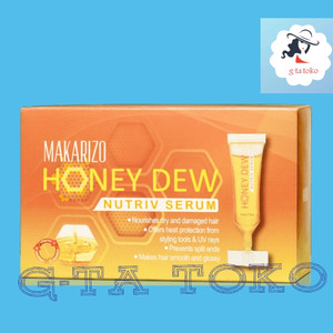 makarizo vitamin honey dew 25x5ml