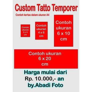 Tato/Tatto/Tatto temporer/tatto temporary/tato custom/custom tatto