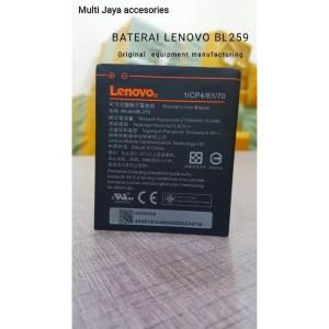Baterai Lenovo BL259 Vibe/ K5 Plus/K5+ /Original vizz/ BL259 /Battery