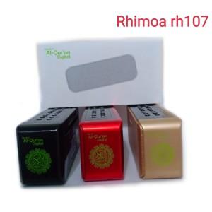 Speaker Al-Qur'an digital Rhimoa rh107 bluetooth wireless portable