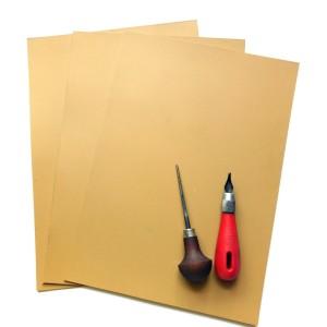 Karet Lino, Karet Cukil, Cukil Karet, Linocut, Linoleum ukuran A4