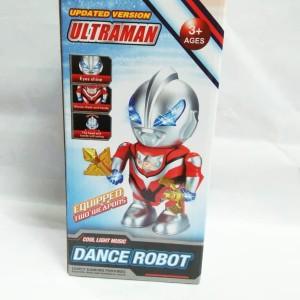 mainan ultraman dance hero mainan anak anak