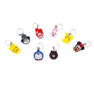 BEST SELLER - Character Key Chain/Gantungan Kunci Karakter Mini