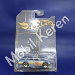 Hot Wheels 71 Datsun 510 Wagon Grey
