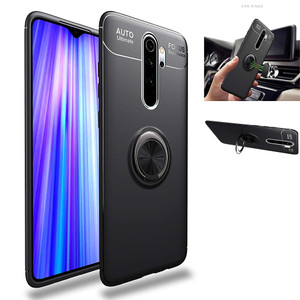 Case Autofocus Ring Magnetic Casing Xiaomi Redmi Note 8 Pro