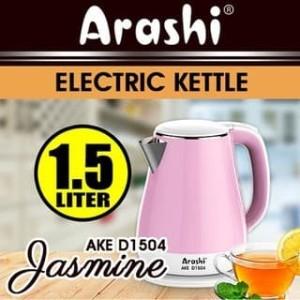 Thermos Listrik Arashi 1,5L - Teko/Ceret Listrik Arashi AKE Termurah