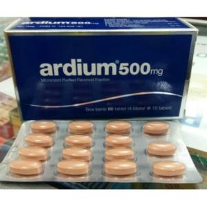 Ardium 500 Mg Tablet
