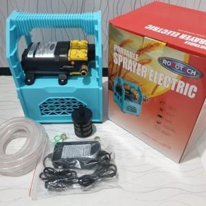 portable steam electric Rt77 Original merk Robotech