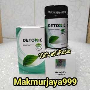 Detoxic 100% asli RUSIA..GARANSI