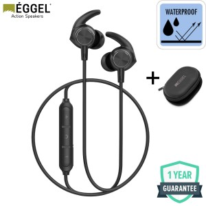 Eggel Liberty 2 Sports Waterproof Bluetooth Earphone