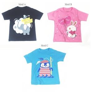 Baju Bayi / Kaos Bayi Anak Lucu Dan Imut