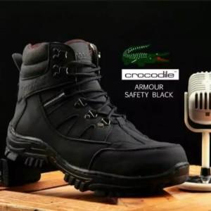 sepatu crocodille safety armour