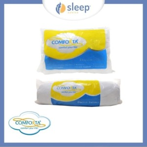 SLEEP CENTER Comforta Dacron Bantal + Guling