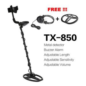 TX850 PROFESIONAL METAL DETECTOR UNDERGROUND ALAT PENCARI EMAS TX-850