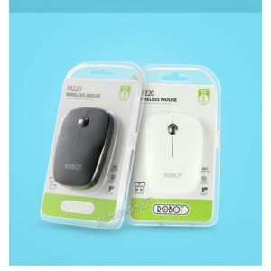 Robot Mouse Wireless Optical M220