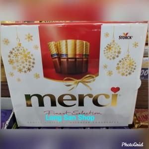 PROMO!! Storck Merci Fine Assorted Chocolate-Coklat Import