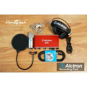 Alctron U48 Studio Recording Pack