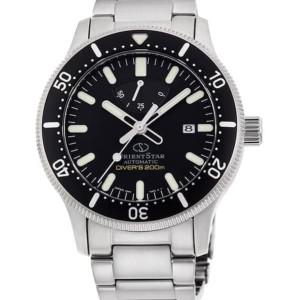 ORIENT STAR ORIGINAL RE-AU0301B00B Automatic Diver Black RE-AU0301B