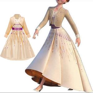 Baju Anna Frozen 2 Princess