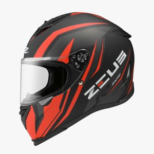 Helm Zeus ZS822B Juragan Helm 12th Anniversary