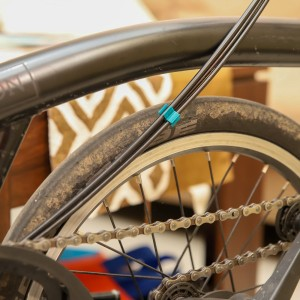 Cable clip kabel ties sepeda brompton pikes trifold