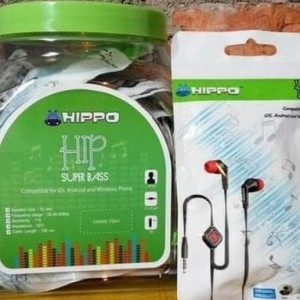 HIPPO ORIGINAL HIP HANDSFEE UNIVERSAL BASS POWERFUL