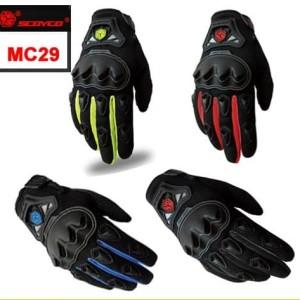 Sarung Tangan Gloves Scoyco MC 29 Full Finger