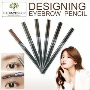 The Faceshop Designing Eyebrow Pencil Face Shop Designing Eye Brow
