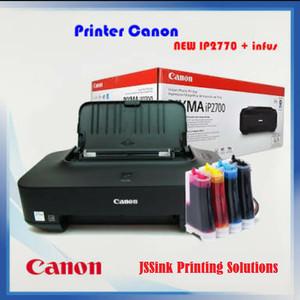 Printer Canon IP 2770 Infus Standart